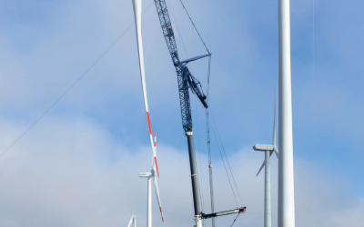 The Influence of Wind on Crane Operations & Life Safety